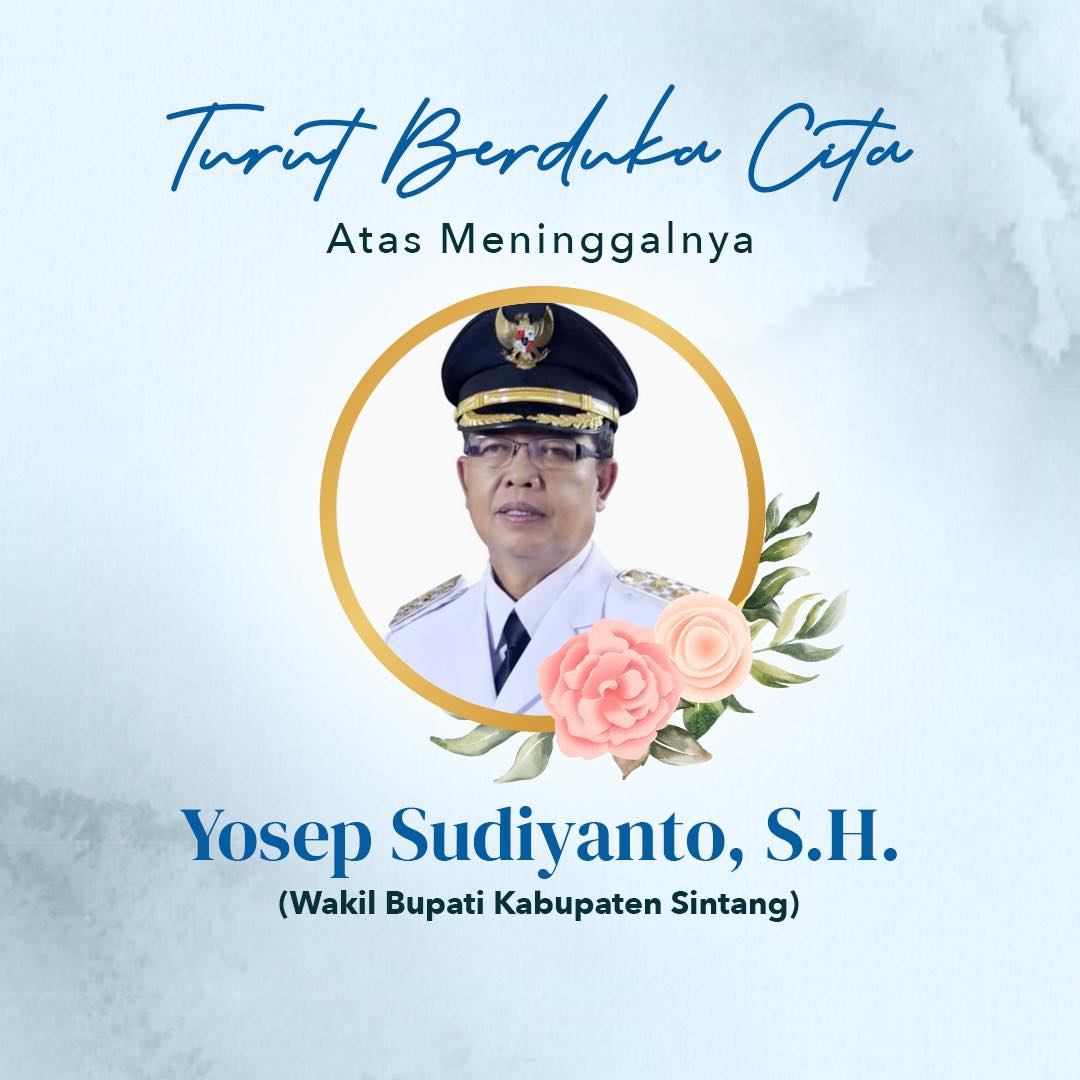 Gubernur Sutarmidji Sampaikan Duka Mendalam atas Wafatnya Wakil Bupati Sintang