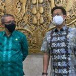 Puji Semangat Gubernur, Menkes Janji Tambah Kuota Vaksin Kalbar