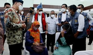 KADIN Indonesia Sumbang 10 Ribu Vaksin Untuk Warga Bengkulu