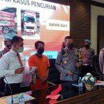 Kamtibmas Curanmor di Melawi Meningkat, Satreskrim Polres Ungkap Dua Kasus