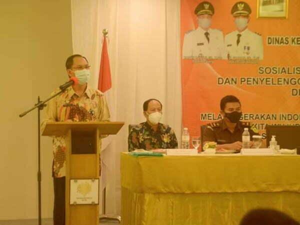 Pemkab Ketapang Komitmen Dukung Indonesia Sadar Administrasi Kependudukan