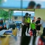 Penyandang Disabilitas di Melawi Jalani Vaksinasi Covid-19
