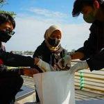 Peringati World Cleanup Day, Ratusan Relawan Pungut dan Pilah Sampah di Waterfront
