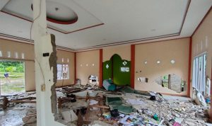 Polisi Tangkap 10 Pelaku Pengrusakan Tempat Ibadah Ahmadiyah Sintang