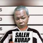 Saleh Kurap Akhirnya Tertangkap