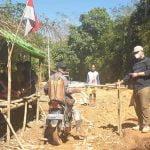 Sekda Ketapang Minta Dinas Terkait Segera Perbaiki Jalan Sandai-Hulu Sungai