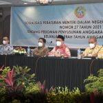 Komitmen Pemkot Pontianak Pedomani Permendagri Susun APBD 2022