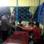 Tekan Penyebaran Covid-19, Polsek Sokan Gencar Sosialisasi Prokes