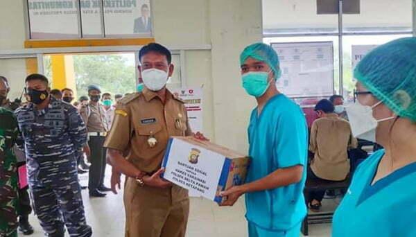 Wabup Farhan Hadiri Vaksinasi Merdeka Serentak se-Indonesia
