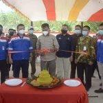 Wabup Farhan Resmikan SPBU 3T di Kecamatan Pemahan