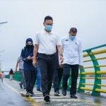 Waterfront Sungai Kapuas Dongkrak Perekonomian Warga