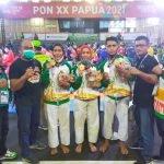 Ada Pelatih Hebat di Balik Keberhasilan Atlet Tarung Derajat Kalbar Ukir Prestasi Gemilang di PON XX Papua