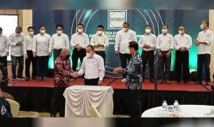 Antonius Lemen Jabat Ketua DPK Apindo Ketapang