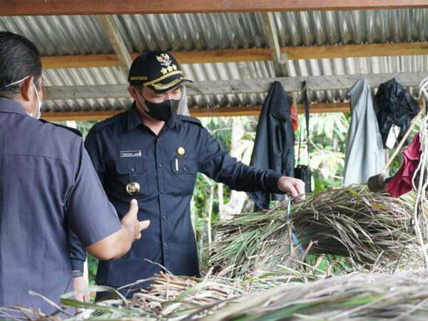 Bupati Sis Dukung Program Kapahe Wujudkan Kapuas Hulu HEBAT