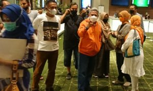 Bupati Kubu Raya Ajak Masyarakat Kembali Nonton Bioskop
