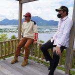 Bupati Sis Ajak Bupati Murung Raya ke Pulau Sepandan