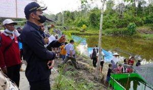 Bupati Sis Resmikan Demplot Pusat Pengembangan Pertanian Organik Terpadu di Kelakar