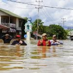 Bupati Sis Turun Langsung Tinjau Kondisi Banjir