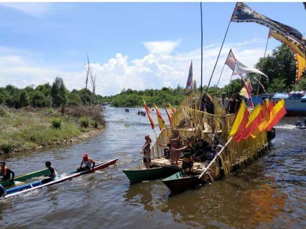 Festival Danau Sentarum 2021 Batal Digelar