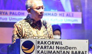 Nasdem Berpotensi Usung Kembali Sutarmidji di Pilgub Kalbar 2024