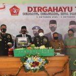 HUT ke-76 TNI, Sekda Kapuas Hulu Doakan Semakin Kuat dan Profesional