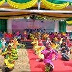 Harisson Berang Seremoni Sepekan Festival Museum Abai Prokes