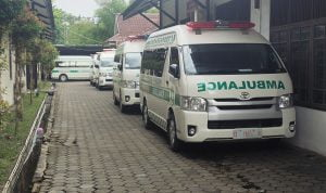 Kajati Bantah Jaksa Beri Rekomendasi Reparasi Ambulans