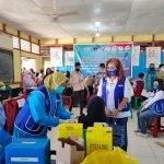 Iwapi Gelar Vaksinasi Massal Sasar 500 Warga Sungai Kunyit