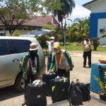Satgas Covid-19 Kalbar Batalkan Kebijakan Karantina Kontingen PON XX Papua