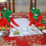 Lestarikan Budaya Melayu Lewat Festival Saprahan