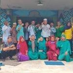 Perkuat Ukhuwah, MTAMT Gelar Maulid Tradisional di Desa Mungguk
