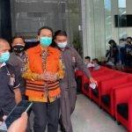 Mantan Wakil Ketua DPR Azis Syamsuddin Jalani Pemeriksaan Perdana Sebagai Tersangka Suap
