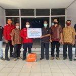 Pemkab Kapuas Hulu Terima Bantuan Banjir Dari BNI