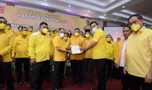 Pengurus DPD Partai Golkar Ketapang 2021-2025 Resmi Dilantik