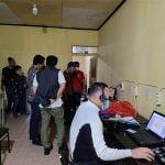 Polda Kalbar Gerebek Kantor Pinjol Ilegal di Pontianak, 14 Orang Diamankan