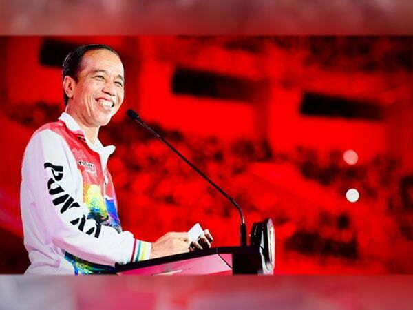 Presiden Jokowi Sebut PON Panggung Persatuan