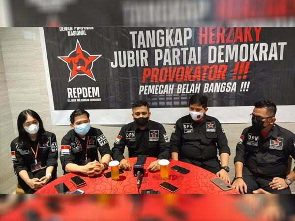 Repdem Bakal Ambil Langkah Hukum Jika Demokrat Tak Minta Maaf ke Megawati