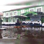 12 Kecamatan di Sintang Terendam Banjir