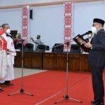 Susilia Isabila Gantikan Suparman di DPRD Ketapang