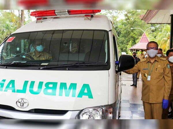 Sutarmidji Pastikan Pengadaan Ambulans Infeksius Tak Ada Korupsi dan Sesuai Prosedur