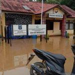 Tujuh Kecamatan di Melawi Terendam Banjir