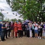 Wali Kota Edi Kamtono Dapat Kejutan Ultah ke-58 dari Jurnalis