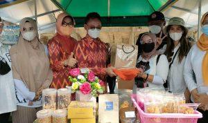 Asyik, Ada Pusat Kuliner dan Pasar Tani di Jalan Letkol Sugiyono Pontianak